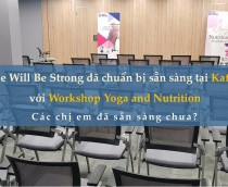 WORKSHOP YOGA AND NUTRITION